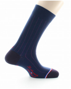 Chaussettes Concorde Marine